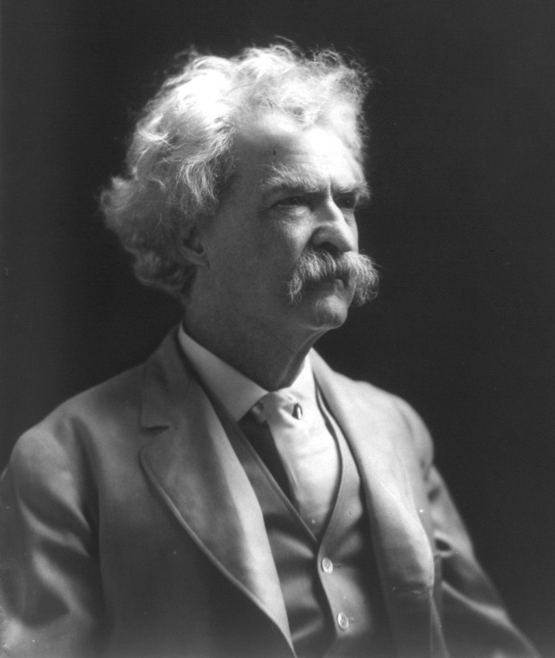 crane and whitman poetry mark twain essay